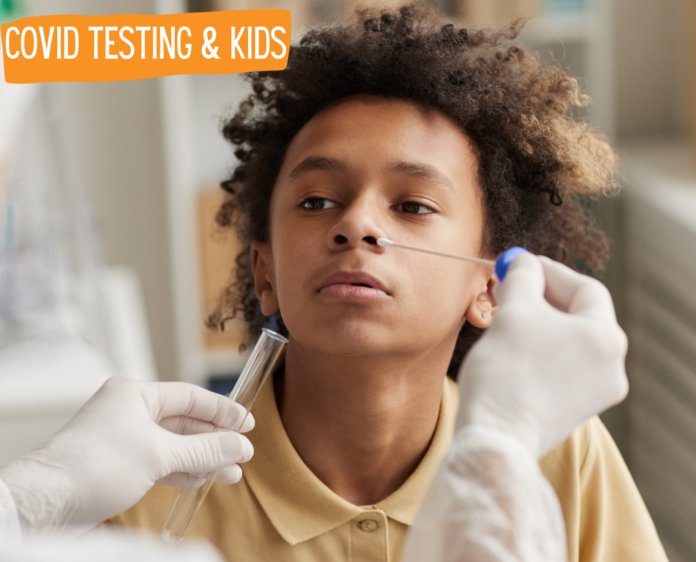 COVID Testing and Kids